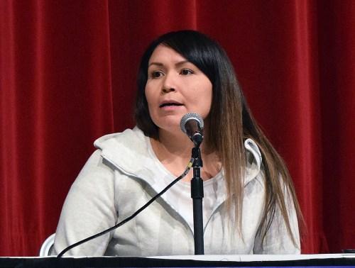 Haisla Chief Crystal Smith