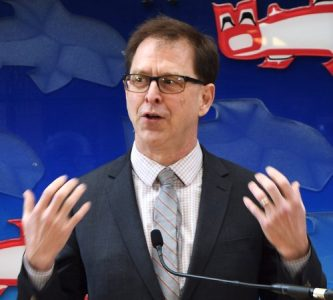 Health Minister Adrian Dix