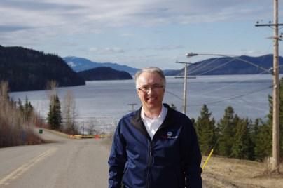 Nechako Lakes MLA John Rustad