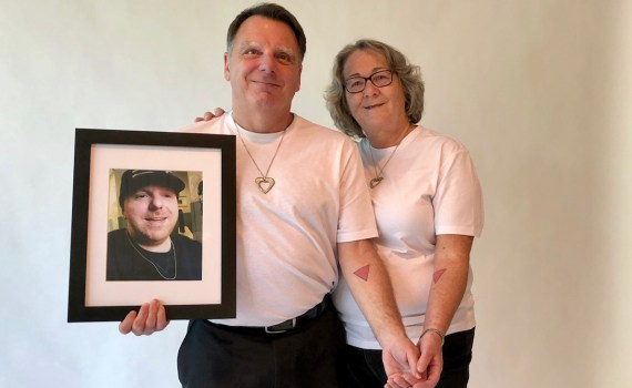 Rick and Noreen Woodford were guest speakers at a National Organ and Tissue Donation Awareness Week event in Vancouver this week. They lost their son Matthew last year and he had signed up to be an organ donor, which saved other lives.