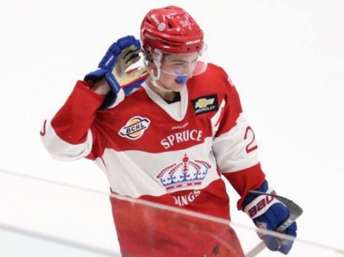 Spruce Kings erase three-goal deficit in 4-3 win over Bulldogs