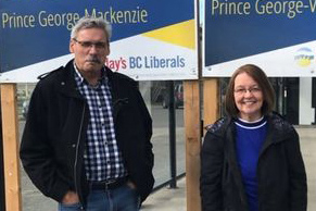 Liberals say UHNBC surgical tower, Cariboo Connector part of infrastructure plan