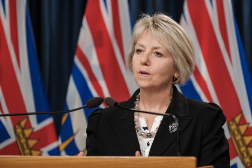 COVID-19: Five hundred new cases in B.C.; 35 in Northern Health area
