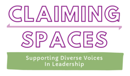 Claiming Spaces encourages women leaders