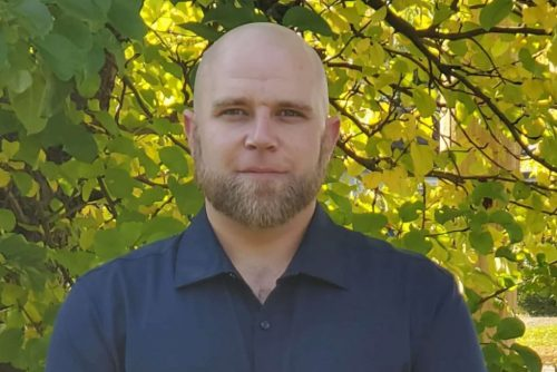 Sean Robson runs for Libertarian Party in Prince George-Valemount