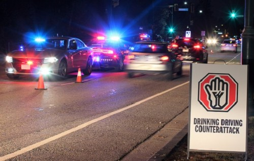 Impaired driving campaign launches