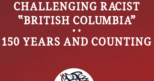 Booklet weaves together history and present day anti-racist work during province's 150th year