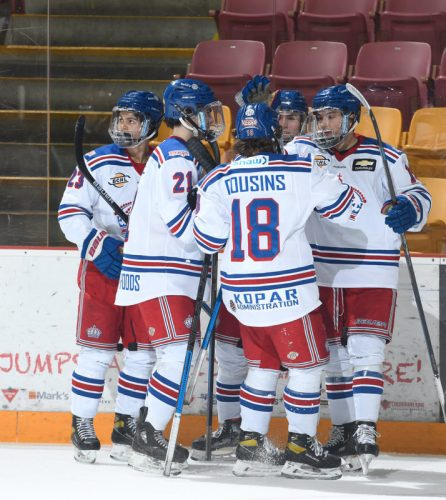 Rheaume and Cochrane combine For four goals en route to 5-3 victory over Chilliwack