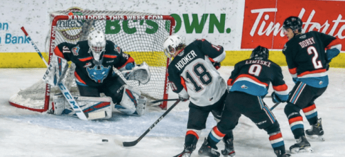 Cougars comeback bid denied by Rockets