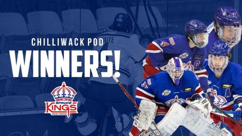 Spruce Kings win Chilliwack Pod