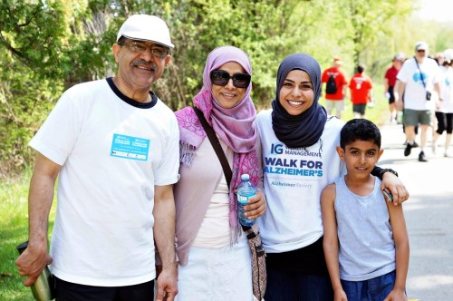 Prince George Walk for Alzheimer's raises $24,000