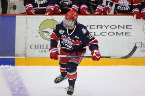 Torzsok named one of five winners for Shaw BCHL scholarship program