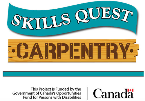 New skills training program for persons with disabilities