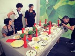 Creative lunch p/ El Coachicero