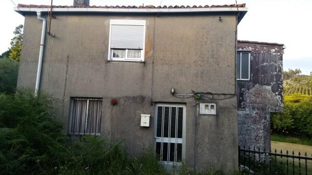 Casa para rehabilitar en Pedrouzos – Melide