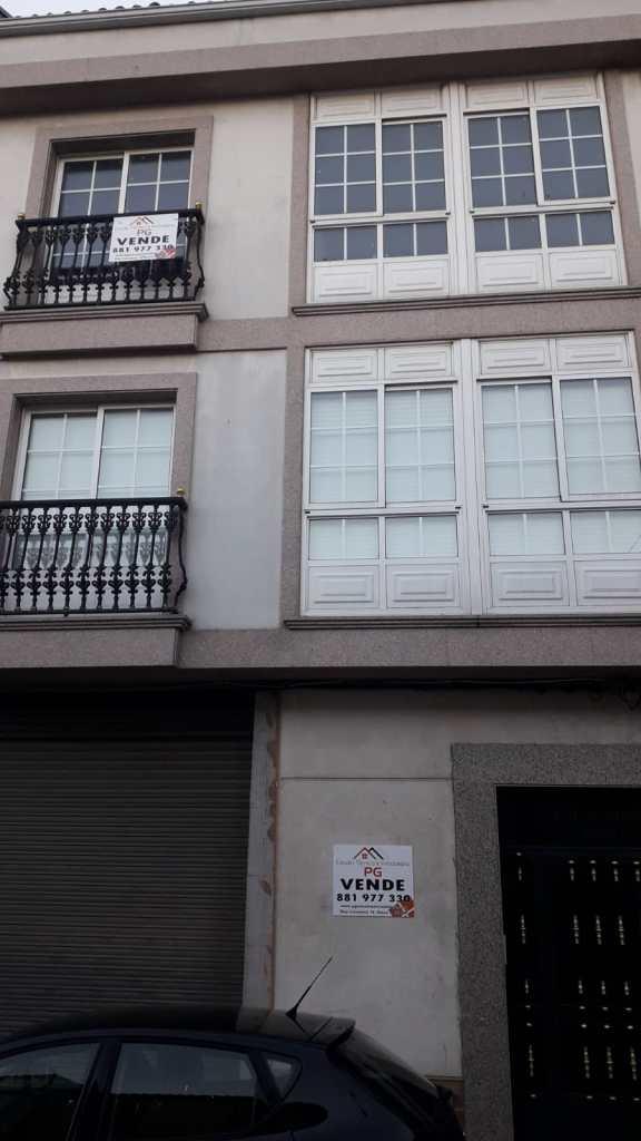 Se vende piso en obra en Melide