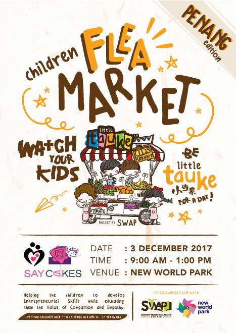 Little Tauke Children Flea Market