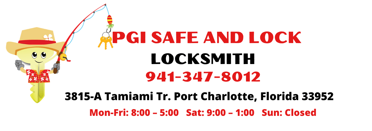 PGI Safe And Lock