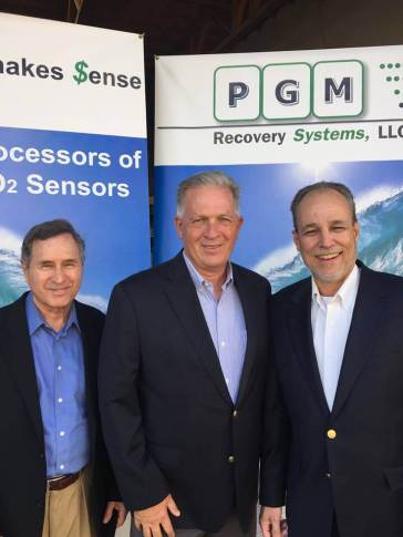 PGM Staff - catalytic converter recycling and recycle O2 sensors