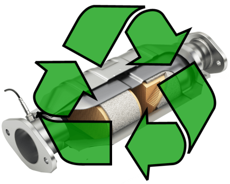 Where To Recycle-Catalytic-Converters