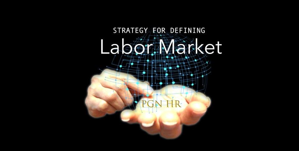 PGN HR Hands for Defining Labor Market