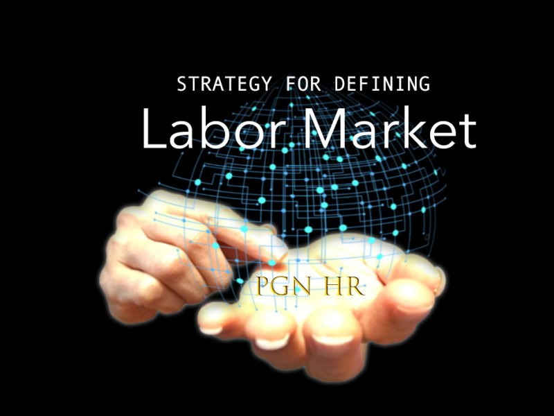 PGN HR Hands for Defining Labor Market