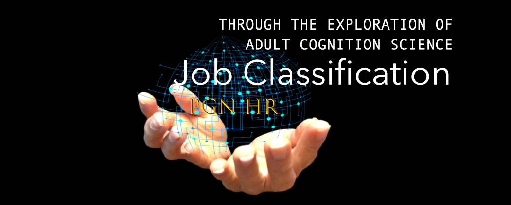 Adult Cognitive Psychology for Job Classification