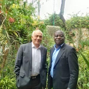 Rencontre Felix Yao Abidjan 2015