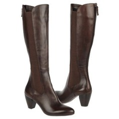 Naturalizer Etton boots for fall 2012 that are comfortable and stylish.