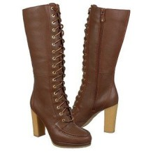 Rockport Courtlyn Laced Tall Boots that are comfortable and stylish for fall 2012.
