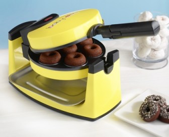 Babycakes Flip-Over Donut Maker is a good gift idea.