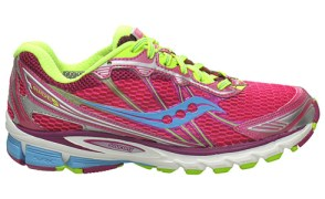 Saucony Ride 5 Running Shoes are a great holiday gift idea for fitness lovers.