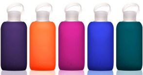 BKR reusable water bottles are a great stocking stuffer.