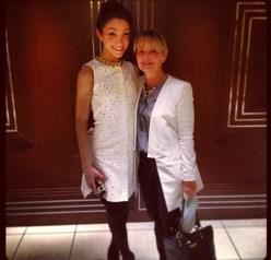 Cheryl Davis, left, and mother Meryl