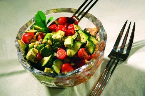 avocado salad LR