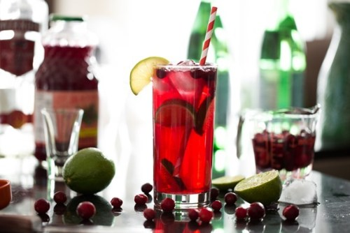 Healthier Holiday Cocktails | SpryLiving.com
