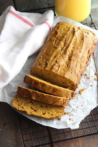 Simple Pumpkin Pie Bread | Spryliving.com
