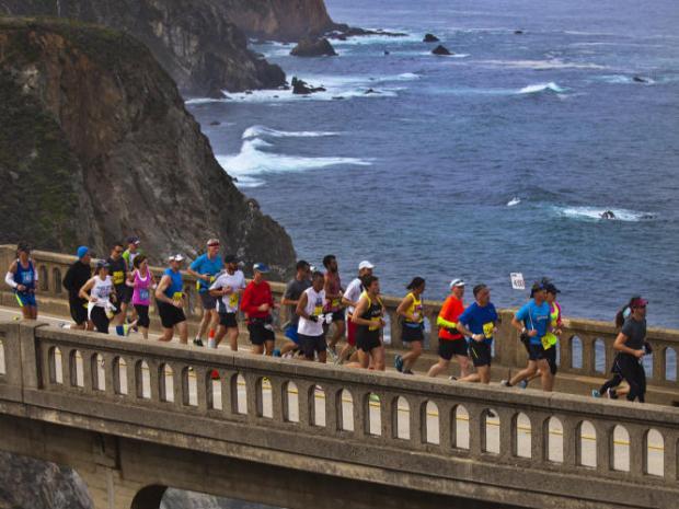 Big Sur International Marathon | Spryliving.com
