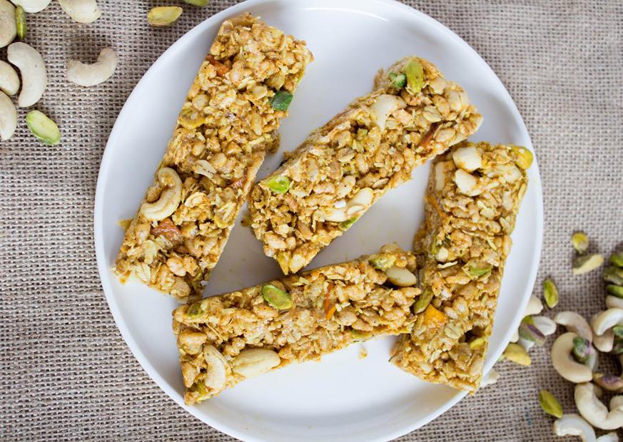 Spry Living|12 Healthy Granola Bar Recipes