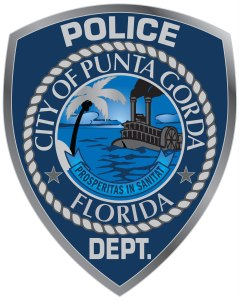 Punta Gorda Police Department Badge