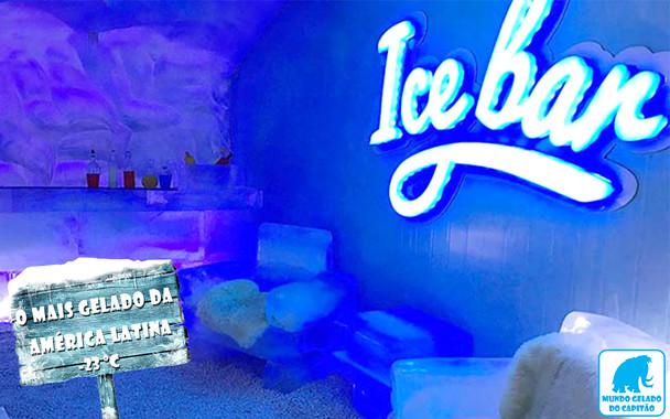 """Resultado de imagem para ice bar gramado"""""""
