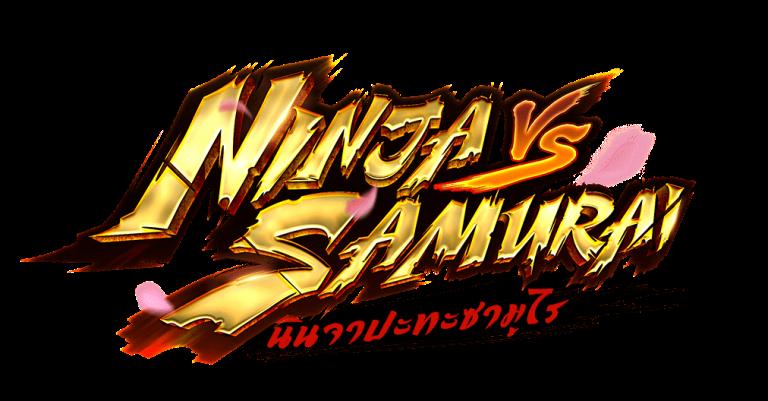 logo ninja samurai pgslot