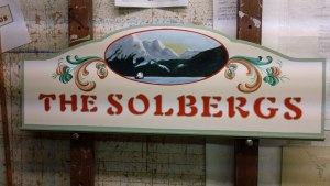 hand painted house name signs