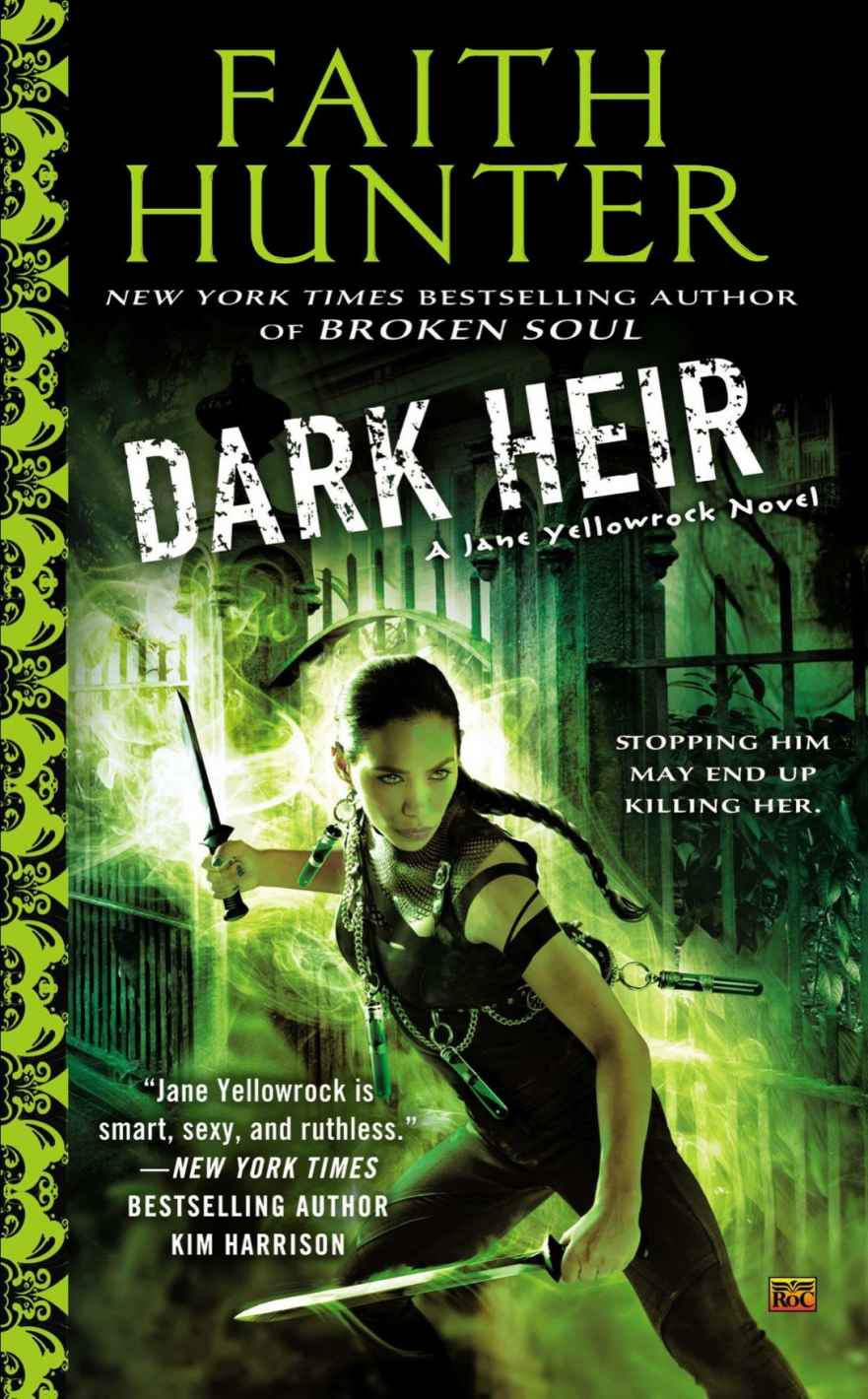 Dark Heir: Another fun Vampire romp