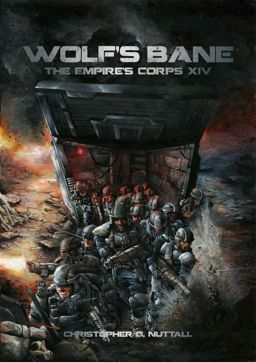 Wolf's Bane: Good ending to a good series.