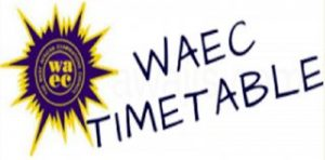 GCE Timetable 2018 Nov/Dec. - WAEC GCE Timetable 2018/2019