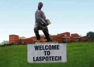 Laspotech 2018/2019 ND/HND Part-Time Admission Form