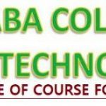 yabatech change of Course form 2018