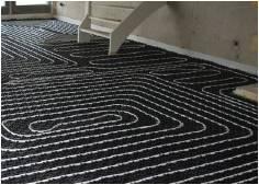 Phase Change Materials vloer
