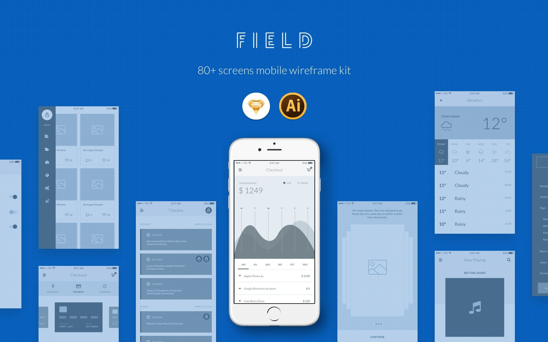 9 Alternatives to Wireframe cc   Product Hunt Field